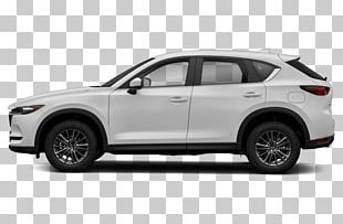2018 Mazda CX-5 Sport SUV Sport Utility Vehicle Car Driving PNG
