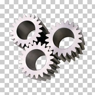 Gear Train Worm Drive Transmission Chain Drive PNG
