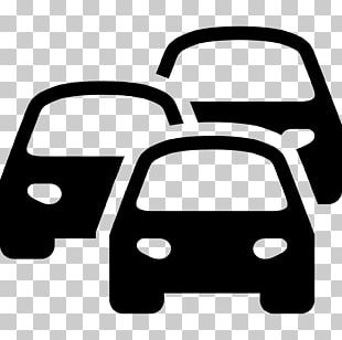 Car Computer Icons Vehicle Traffic Congestion PNG
