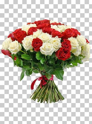 Flower Bouquet Rose Cut Flowers Valentine's Day PNG