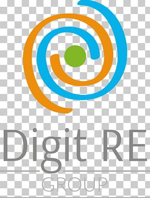 Digit RE Group Numerical Digit Number Logo Real Property PNG