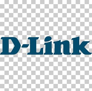 Logo D-Link Computer Router Product PNG