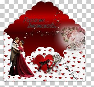Valentine's Day Love Letter Romance PNG