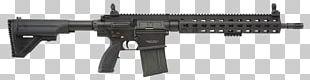 Heckler & Koch HK416 Firearm M27 Infantry Automatic Rifle PNG
