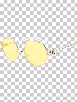 Sunglasses Light Eye Lens PNG