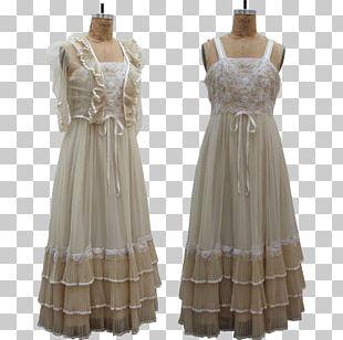 Wedding Dress Fashion Vintage Clothing PNG