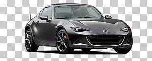 2017 Mazda MX-5 Miata RF Sports Car Mazda MX-5 RF PNG
