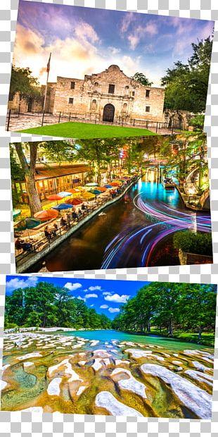Alamo Mission In San Antonio Desktop Leisure Collage Tourism PNG