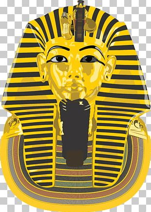 Ancient Egypt Pharaoh Death Mask Egyptian PNG