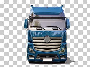 Bumper Car Semi-trailer Truck Semi-trailer Truck PNG
