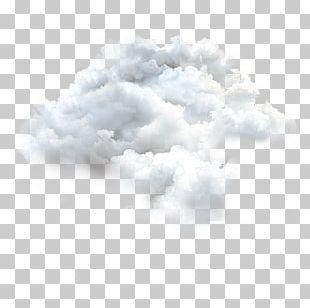 Hot Air Balloon White Cloud PNG