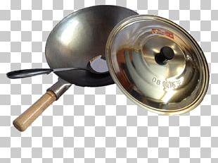 Frying Pan Wok Hei Stir Frying Cast Iron PNG