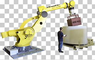 Robotics Articulated Robot Robotic Arm FANUC PNG