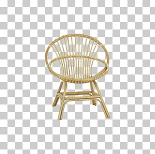 Fauteuil Rattan Chair Furniture Chaise Longue PNG
