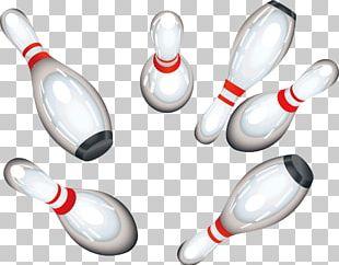 Bowling Pin Bowling Ball PNG