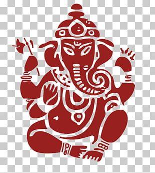 Shiva Ganesha Parvati Ganesh Chaturthi Hinduism PNG