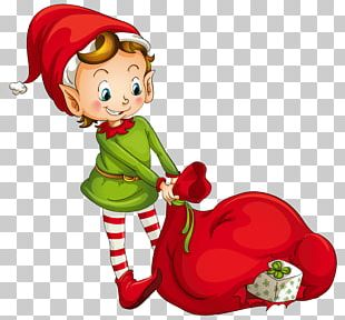 The Elf On The Shelf Christmas Elf PNG