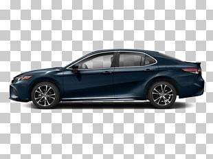 2018 Toyota Camry SE Sedan Car Front-wheel Drive Automatic Transmission PNG