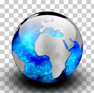 Earth Globe World Icon PNG