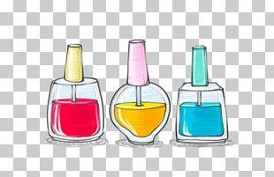 Nail Polish Cosmetics PNG