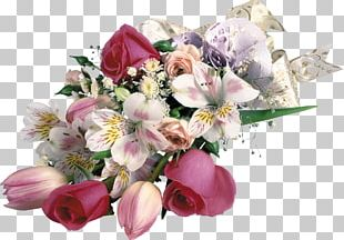 Birthday International Women's Day Flower Bouquet March 8 Desktop PNG