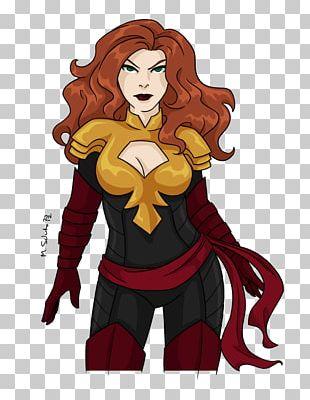 Jean Grey Cyclops X-Men Phoenix Force Rogue PNG