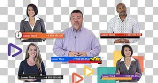 Digital Marketing Public Relations Video PNG