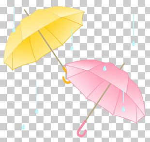 Umbrella East Asian Rainy Season Material PNG
