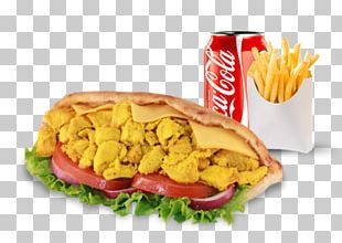 Pizza French Fries Chicken Curry Cola Fast Food PNG