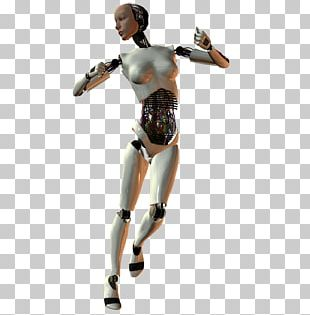 Robot Jumping Machine Artificial Intelligence PNG