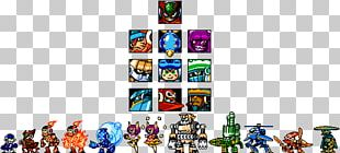 Mighty No. 9 Scott Pilgrim Vs. The World: The Game Pixel Art Animation PNG