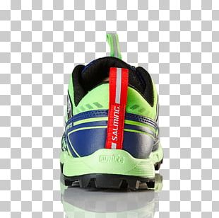 Shoe Sneakers Trail Running Salming Sports PNG