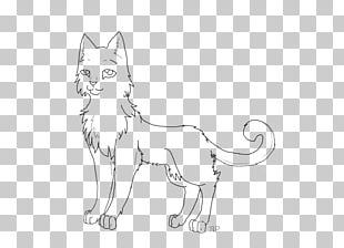 Cat Coloring Book Warriors Blue Star Coloring Line Art PNG
