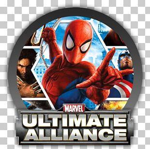 Marvel: Ultimate Alliance PlayStation 2 Marvel Ultimate Alliance 2 Video Games Marvel Universe PNG