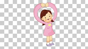 Toddler Figurine Character PNG