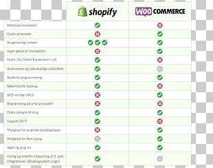 WooCommerce Shopify Blog Online Shopping Web Browser PNG