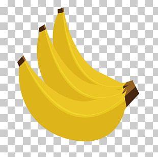 Banana Euclidean Musa Basjoo Fruit PNG