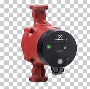 Hardware Pumps Central Heating Pump 180 GRUNDFOS ALPHA 2 Circulator Pump PNG