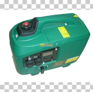 Electricity Fuel Electric Generator Machine Power Inverters PNG