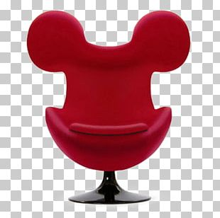 Mickey Mouse Minnie Mouse Egg Chair PNG