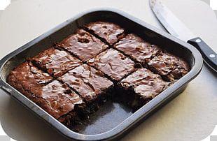 Chocolate Brownie Cupcake Bakery Fudge Baking PNG