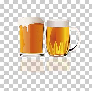 Beer Glassware Pint Drink PNG