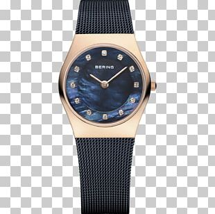 Watch Quartz Clock Strap Jewellery Blue PNG