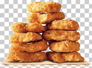Burger King Chicken Nuggets Hamburger Fried Chicken PNG