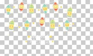 Yellow Pattern PNG