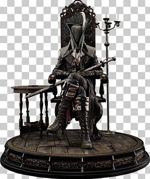Dark Souls III Bloodborne: The Old Hunters Model Figure PNG