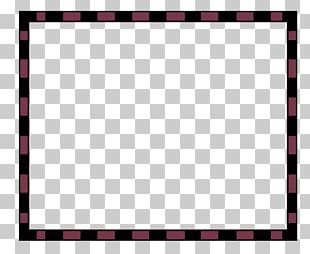 Square Chessboard Area Pattern PNG
