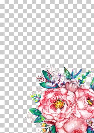 Flower Watercolor Painting Photography PNG