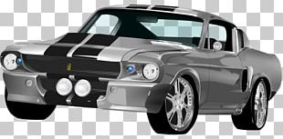 Ford Mustang Sports Car Ford Consul Classic PNG