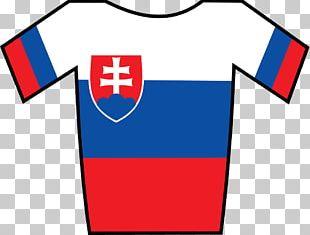 Slovakia Slovak National Time Trial Championships Slovak National Road Race Championships Flag Cycling PNG